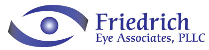 print logo for Friedrich Eye Associates, PLLC